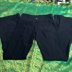 Lululemon two way wearing pants